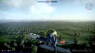 Обзор   War Thunder  Операция Рур