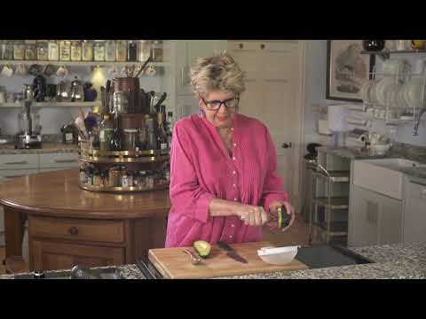 Prue Leith Tips AVOCADOS
