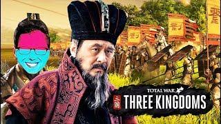 Total War: THREE KINGDOMS #2: LƯU DŨNG BẮT TAY TÀO THÁO !!! 4 tiếng liền TRY HARD !!!