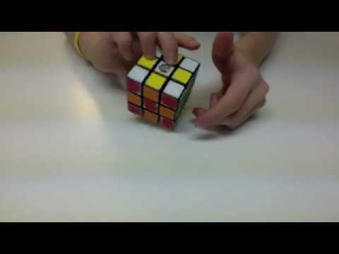 SIMPLE Rubik's Cube pattern for 3x3 SPEED CUBES