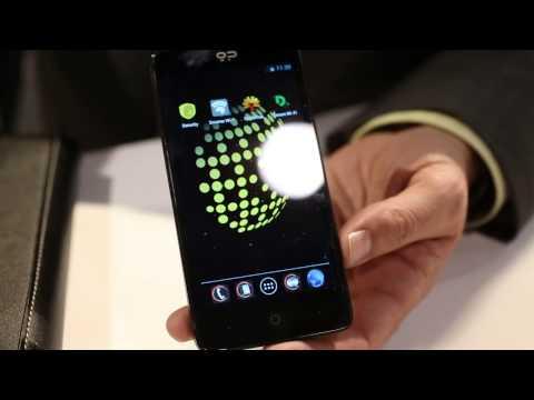 Geeksphone Blackphone: hands-on
