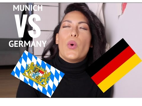 MUNICH VS THE REST OF GERMANY