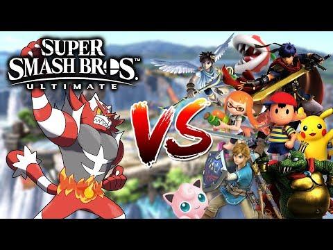 Super Smash Bros Ultimate VS Subscribers! thumbnail