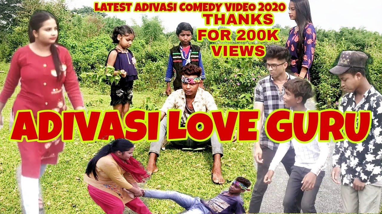 """Adivasi Love Guru""||Latest Adivasi Comedy Video 2020||Full Comedy Video||"