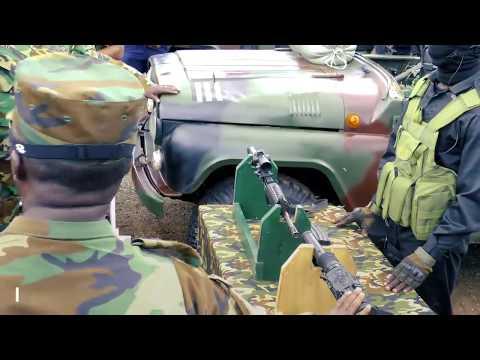 Land Combat Fire Power -Bondase Ghana
