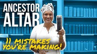 Ancestor Altar - 11 Mistakes Youre Making   Yeyeo Botanica YouTube Videos