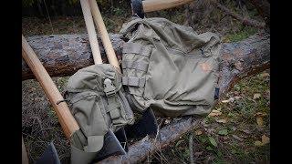 Zajebiste bushcraftowe torby od Helikona! - Bushcraft Satchel i Essential Kitbag