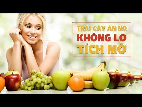 Những loại trái cây ăn thoải mái không sợ mập Việt nam