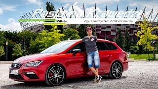 300 konny Seat Leon ST Cupra kontra Bartek Ostałowski  Pasja na Krawędzi