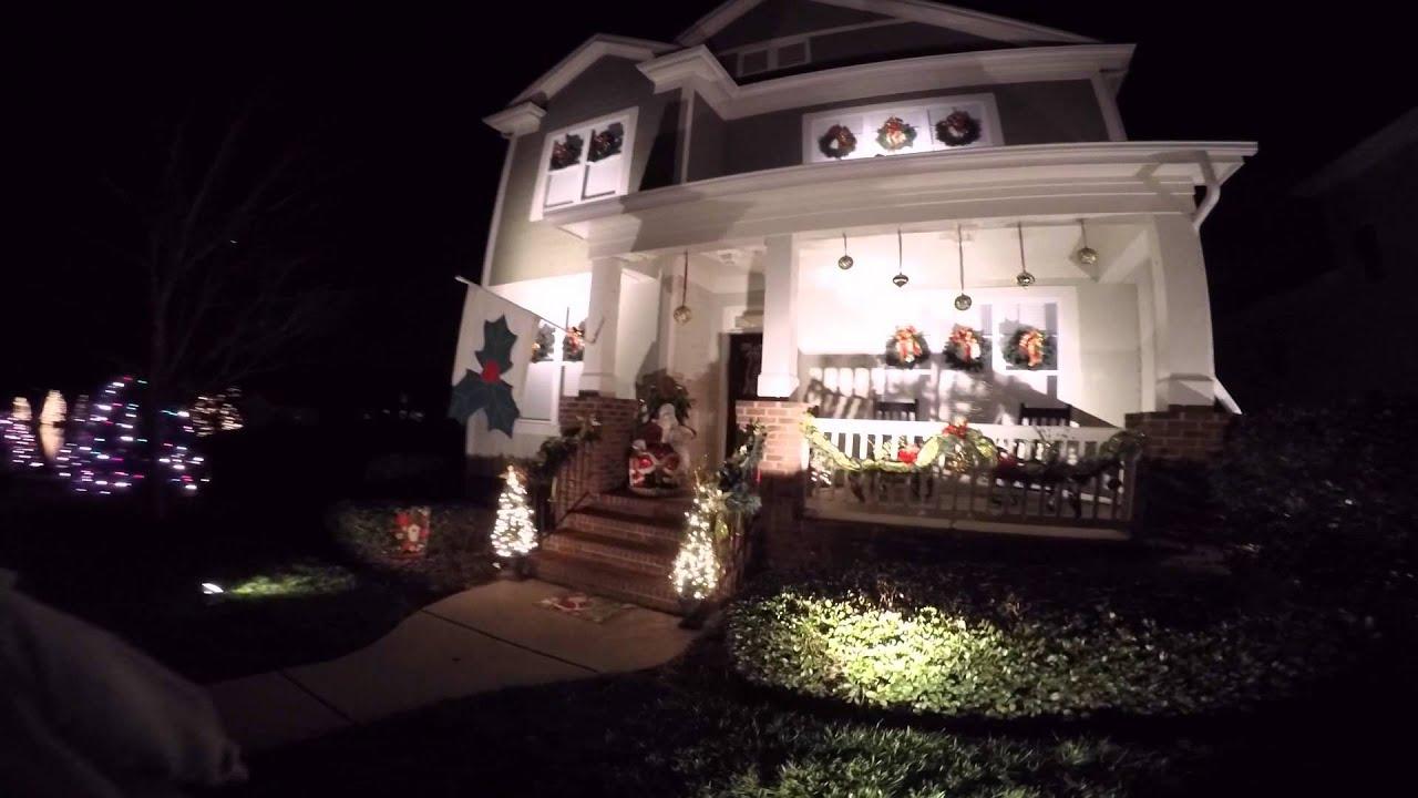 christmas town usa mcadenville nc