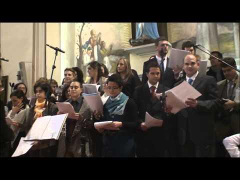 Mani - Canto finale matrimonio Carla e Checco