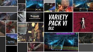 Rocksmith 2014 Edition DLC - Variety Pack VI