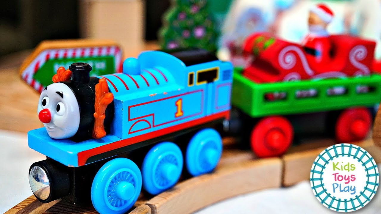 Thomas Train Christmas Advent Calendar Days 1-12 | SURPRISE TOYS