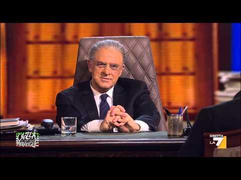 Crozza-De Luca: perché il greco, in Grecia, l'ho portato io