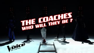 The Voice Coaches -  Who Will they be? Thumbnail