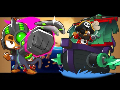 Bloons TD 6 - Advanced Challenge: Ability squad engage!