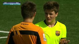 RSC ANDERLECHT - FC BARCELONA HIGHLIGHTS