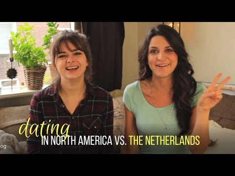 Dating in North America VS the Netherlands I VLOG Feat. Loepsie