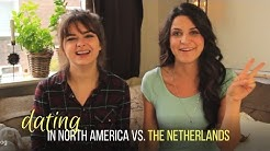 Dating in the Netherlands VS. Canada/US @Loepsie Vlog