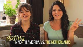 Dating in the Netherlands VS. Canada/US @Loepsie Vlog