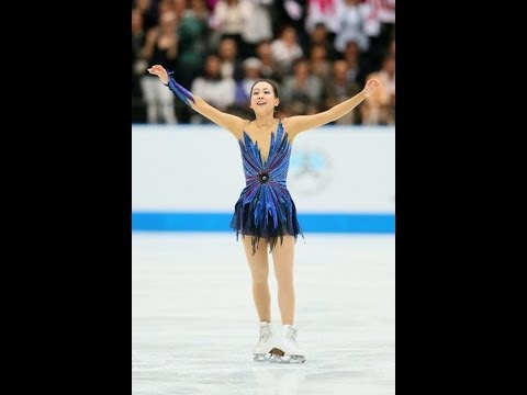 浅田真央 世界をも感動させたソチ五輪 魂のスケート