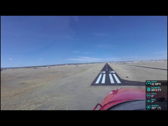 Kit Carson County, Limon Municipal, and Meadow Lake Airport Touch and Goes