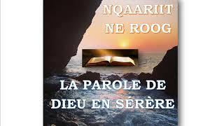 NQAARIIT NE ROOG - HEBRE 4 - Parole de Dieu en Sérère