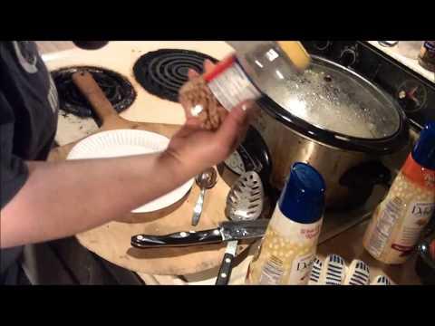 episode 35 amazing 2 ingredient dessert/chocolate peanut clusters