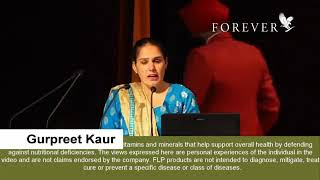 Forever living Products Testimony 4th stage Cancer and high blood sugur