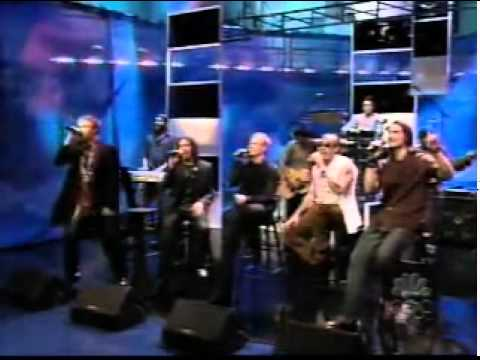 Backstreet Boys On Jay Leno More Than That Live
