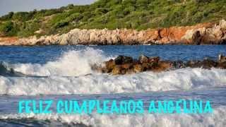 AngelinaCastellano    pronunciacion en espanol   Beaches Playas - Happy Birthday