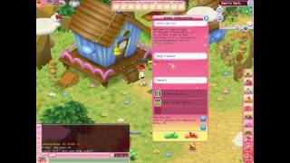 Hello Kitty Online Gameplay - First Look HD