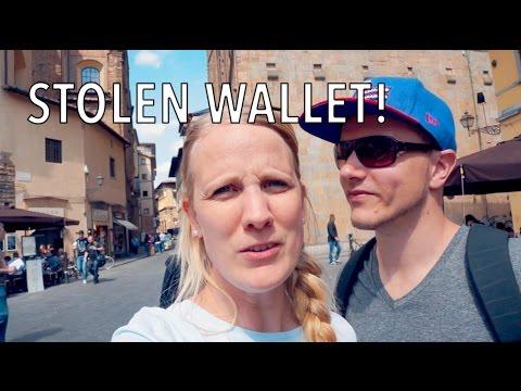 I Got My Wallet Stolen In Florence! | Family Travel Vlog