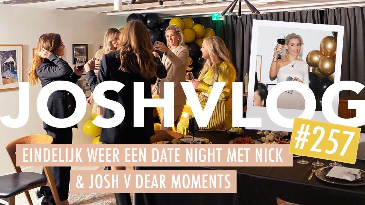 A MAGICAL NIGHT W/GREAT WOMEN #DEARMOMENTS 🃏💭✨ | JOSHVLOG #257