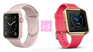 FitBit vs Apple: Which Is The Watch For You?