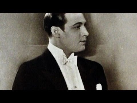 Rudolph Valentino: The Great Lover (Trailer)