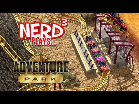 Nerd³ Plays... Adventure Park