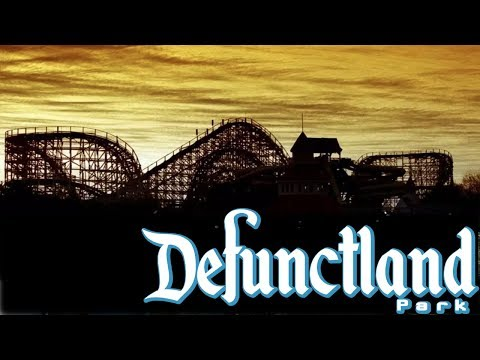 Defunctland: The Demolition of Six Flags Astroworld