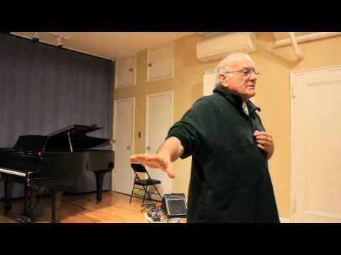Talk at Bloomingdale School for Music