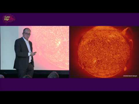 Solar cells - the largest energy source in the future? - Erik Marstein