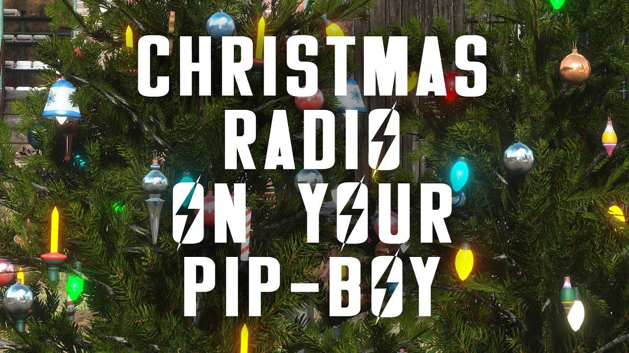 Christmas Radio Station Mod