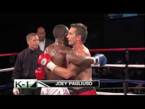 K-1 Calgary Qualifier - Pro bouts
