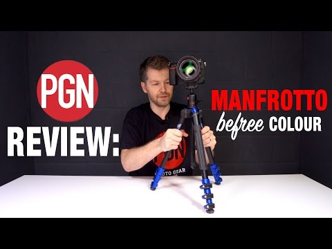 Review: Manfrotto BeFree Colour - The best travel tripod?