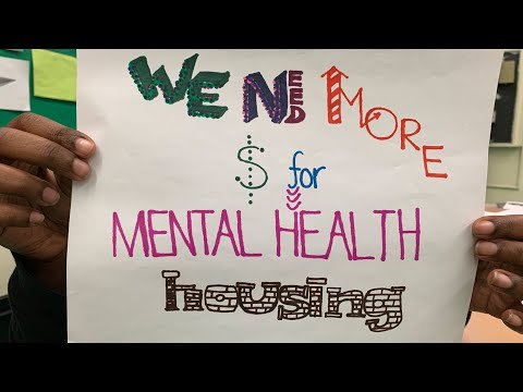 Increase Funding for Mental Health Housing in New York State! Generation Citizen Fall 2018