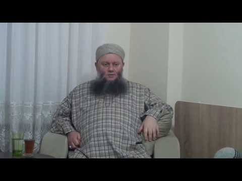 """Abdulhakim Arvasi Hz.nin (ks) """"Şeyh misiniz"""" Sorusuna Verdiği Cevap - Yakub Haşimi Hocaefendi (ks)"""