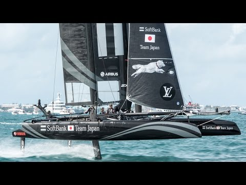 LV America's Cup World Series Oman