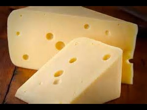 Making Norwegian Jarlsberg Style Cheese