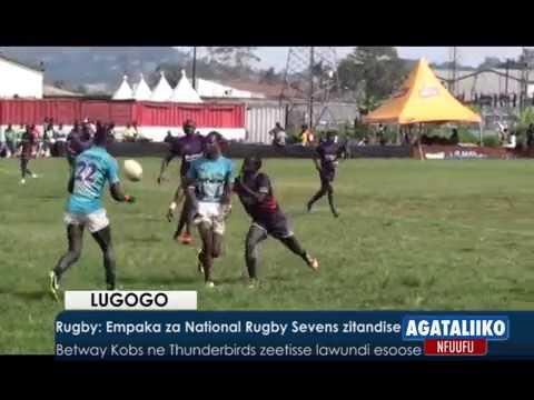 SPORTS:Rugby,Empaka za National Rugby Sevens zitandise