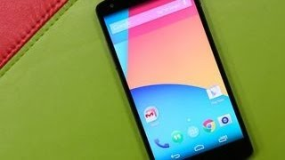 CNET Update - Sweet features of Android KitKat, Nexus 5