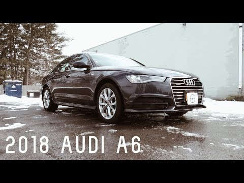 2018 Audi A6 | Full Review & Test Drive
